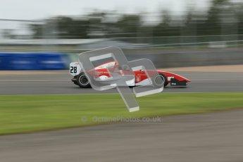 © Octane Photographic Ltd. 2012. Donington Park - General Test Day. Thursday 16th August 2012. Formula Renault BARC. Kieran Vernon - Hillspeed. Digital Ref : 0458cb1d0836