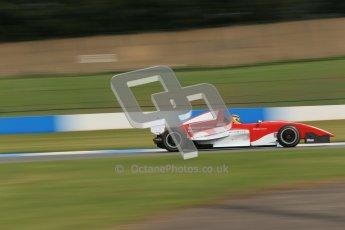 © Octane Photographic Ltd. 2012. Donington Park - General Test Day. Thursday 16th August 2012. Formula Renault BARC. Struan Moore - Hillspeed. Digital Ref : 0458cb1d1009