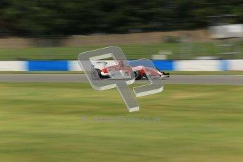 © Octane Photographic Ltd. 2012. Donington Park - General Test Day. Thursday 16th August 2012. Formula Renault BARC. Kieran Vernon - Hillspeed. Digital Ref : 0458cb1d103
