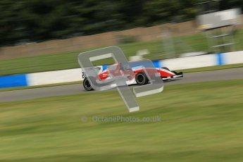© Octane Photographic Ltd. 2012. Donington Park - General Test Day. Thursday 16th August 2012. Formula Renault BARC. Kieran Vernon - Hillspeed. Digital Ref : 0458cb1d1098