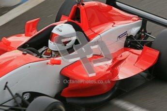 © Octane Photographic Ltd. 2012. Donington Park - General Test Day. Thursday 16th August 2012. Formula Renault BARC. Martin Cao - Fortec Motrosports. Digital Ref : 0458cb1d1219