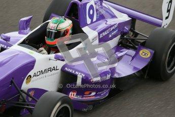 © Octane Photographic Ltd. 2012. Donington Park - General Test Day. Thursday 16th August 2012. Formula Renault BARC. Josh Webster - MGR Motorsport. Digital Ref : 0458cb1d1266