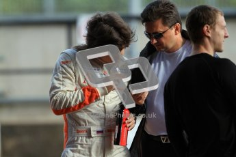© Octane Photographic Ltd. 2012. Donington Park - General Test Day. Thursday 16th August 2012. Formula Renault BARC. Ivan Taranov - Antel Motorsport. Digital Ref : 0458cb7d0041