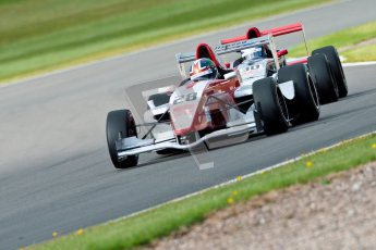 © Octane Photographic Ltd. 2012. Donington Park - General Test Day. Thursday 16th August 2012. Formula Renault BARC. Kieran Vernon - Hillspeed and Michael Epps - JWA-Avila. Digital Ref : 0458ce1d0078