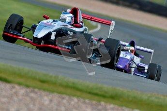© Octane Photographic Ltd. 2012. Donington Park - General Test Day. Thursday 16th August 2012. Formula Renault BARC. Michael Epps - JWA-Avila. Digital Ref : 0458ce1d0134