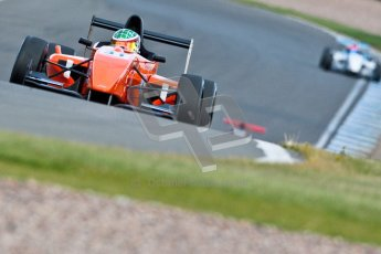 © Octane Photographic Ltd. 2012. Donington Park - General Test Day. Thursday 16th August 2012. Formula Renault BARC. Seb Morris - Fortec Motorsports. Digital Ref : 0458ce1d0176