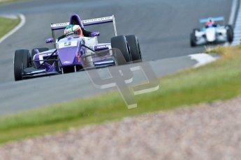 © Octane Photographic Ltd. 2012. Donington Park - General Test Day. Thursday 16th August 2012. Formula Renault BARC. Josh Webster - MGR Motorsport. Digital Ref : 0458ce1d0179