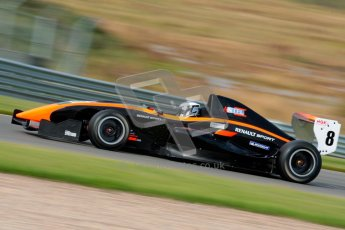 © Octane Photographic Ltd. 2012. Donington Park - General Test Day. Thursday 16th August 2012. Formula Renault BARC. Henry Chart - Antel Motorsport. Digital Ref : 0458ce1d0562