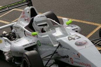 © Octane Photographic Ltd. 2012. Donington Park - General Test Day. Thursday 16th August 2012. Formula Renault BARC. David Wagner - MGR Motorsport. Digital Ref : 0458lw7d0053