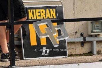 © Octane Photographic Ltd. 2012. Donington Park - General Test Day. Thursday 16th August 2012. Formula Renault BARC. Kieran Vernon - Hillspeed. Digital Ref : 0458lw7d0060