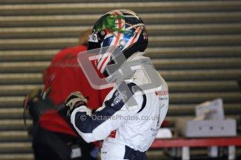 © Octane Photographic Ltd. 2012. Donington Park - General Test Day. Thursday 16th August 2012. Formula Renault BARC. Kieran Vernon - Hillspeed. Digital Ref : 0458lw7d0089