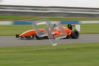 © Octane Photographic Ltd. 2012. Donington Park - General Test Day. Thursday 16th August 2012. Formula Renault BARC. Seb Morris - Fortec Motorsports. Digital Ref : 0458lw7d0273