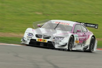 © Octane Photographic Ltd. 2012. DTM – Brands Hatch  - Friday Afternoon Practice. Andy Priaulx - Crowne Plaza Hotels BMW M3 DTM - BMW Team RBM. Digital Ref :