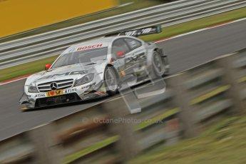 © Octane Photographic Ltd. 2012. DTM – Brands Hatch  - Friday Afternoon Practice. Digital Ref : 0341cb7d3983