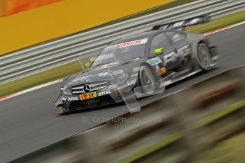 © Octane Photographic Ltd. 2012. DTM – Brands Hatch  - Friday Afternoon Practice. Digital Ref : 0341cb7d4014