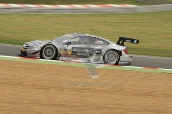 © Octane Photographic Ltd. 2012. DTM – Brands Hatch  - Friday Practice 1. Digital Ref : 0340cb7d2900