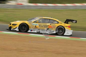© Octane Photographic Ltd. 2012. DTM – Brands Hatch  - Friday Practice 1. Digital Ref : 0340cb7d2914