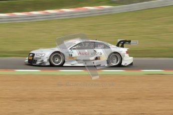 © Octane Photographic Ltd. 2012. DTM – Brands Hatch  - Friday Practice 1. Digital Ref : 0340cb7d2922