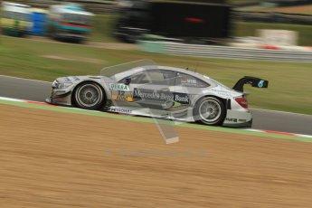© Octane Photographic Ltd. 2012. DTM – Brands Hatch  - Friday Practice 1. Digital Ref : 0340cb7d2940