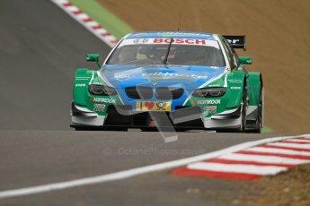© Octane Photographic Ltd. 2012. DTM – Brands Hatch  - Friday Practice 1. Digital Ref : 0340lw7d9670