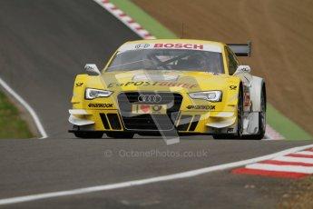 © Octane Photographic Ltd. 2012. DTM – Brands Hatch  - Friday Practice 1. Digital Ref : 0340lw7d9672