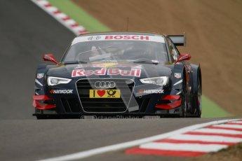 © Octane Photographic Ltd. 2012. DTM – Brands Hatch  - Friday Practice 1. Digital Ref : 0340lw7d9697
