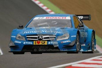 © Octane Photographic Ltd. 2012. DTM – Brands Hatch  - Friday Practice 1. Digital Ref : 0340lw7d9721