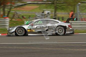 © Octane Photographic Ltd. 2012. DTM – Brands Hatch  - Friday Practice 1. Digital Ref : 0340lw7d9769