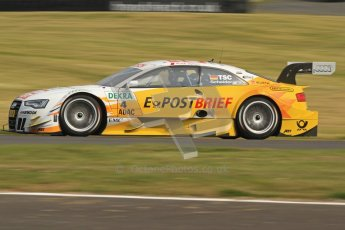 © Octane Photographic Ltd. 2012. DTM – Brands Hatch  - Saturday 19th May 2012. Timo Scheider - Audi A5 DTM - Audi Sport Team Abt Sportsline. Digital Ref :