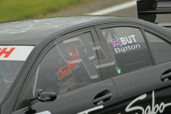 © Octane Photographic Ltd. 2012. DTM – Brands Hatch  - DTM Taxi ride - Jenson Button. Sunday 20th May 2012. Digital Ref : 0348cb1d9420