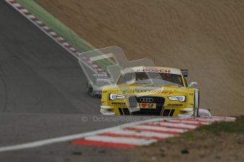 © Octane Photographic Ltd. 2012. DTM – Brands Hatch  - DTM Warm up session. Sunday 20th May 2012. Digital Ref : 0347lw7d4943