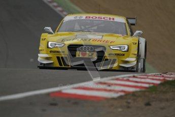© Octane Photographic Ltd. 2012. DTM – Brands Hatch  - DTM Warm up session. Sunday 20th May 2012. Digital Ref : 0347lw7d5004