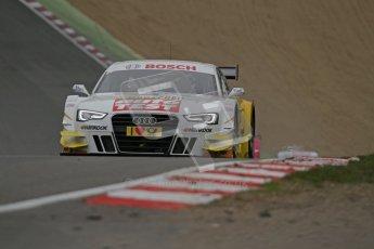 © Octane Photographic Ltd. 2012. DTM – Brands Hatch  - DTM Warm up session. Sunday 20th May 2012. Timo Scheider - Audi A5 DTM - Audi Sport Team Abt Sportsline. Digital Ref : 0347lw7d5087