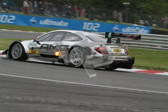© Octane Photographic Ltd. 2012. DTM – Brands Hatch  - DTM Warm up session. Sunday 20th May 2012. Digital Ref : 0347lw7d5149