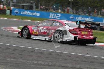 © Octane Photographic Ltd. 2012. DTM – Brands Hatch  - DTM Warm up session. Sunday 20th May 2012. Digital Ref : 0347lw7d5196