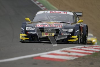 © Octane Photographic Ltd. 2012. DTM – Brands Hatch  - DTM Warm up session. Sunday 20th May 2012. Digital Ref : 0347lw7d5225