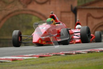 © 2012 Octane Photographic Ltd. Saturday 7th April. Dunlop MSA Formula Ford - Race 1. Digital Ref : 0282lw1d3219