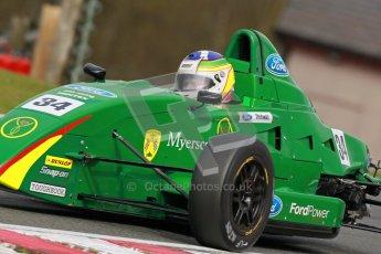 © 2012 Octane Photographic Ltd. Saturday 7th April. Dunlop MSA Formula Ford - Qualifying. Digital Ref : 0276lw1d2322