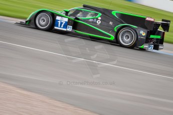 © Octane Photographic Ltd/ Chris Enion. European Le Mans Series. ELMS 6 Hours at Donington Park. Sunday 15th July 2012. Digital Ref: 409ce1d0195