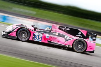 © Octane Photographic Ltd/ Chris Enion. European Le Mans Series. ELMS 6 Hours at Donington Park. Sunday 15th July 2012. Digital Ref: 409ce1d0402