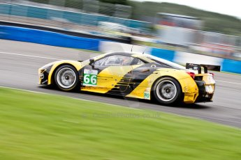 © Octane Photographic Ltd/ Chris Enion. European Le Mans Series. ELMS 6 Hours at Donington Park. Sunday 15th July 2012. Digital Ref: 409ce1d0536