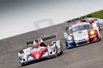 © Octane Photographic Ltd/ Chris Enion. European Le Mans Series. ELMS 6 Hours at Donington Park. Sunday 15th July 2012. Digital Ref: 409ce1d0648