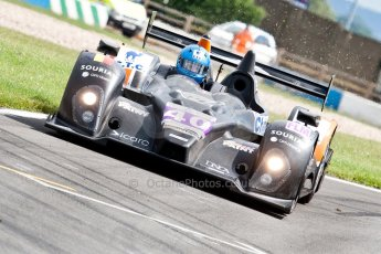 © Octane Photographic Ltd/ Chris Enion. European Le Mans Series. ELMS 6 Hours at Donington Park. Sunday 15th July 2012. Digital Ref: 409ce1d0812
