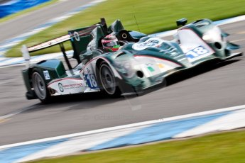 © Octane Photographic Ltd/ Chris Enion. European Le Mans Series. ELMS 6 Hours at Donington Park. Sunday 15th July 2012. Digital Ref: 409ce1d0887