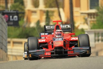 © Octane Photographic Ltd. 2012. F1 Monte Carlo - GP2 Practice 1. Thursday  24th May 2012. Max Chilton - Carlin. Digital Ref : 0353cb1d0608