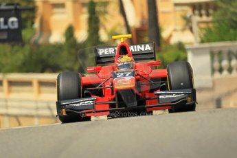 © Octane Photographic Ltd. 2012. F1 Monte Carlo - GP2 Practice 1. Thursday  24th May 2012. Rio Haryanto. Digital Ref : 0353cb1d0649