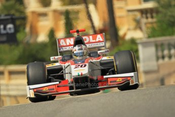 © Octane Photographic Ltd. 2012. F1 Monte Carlo - GP2 Practice 1. Thursday  24th May 2012. Ricardo Teixeira - Rapax. Digital Ref : 0353cb1d0676