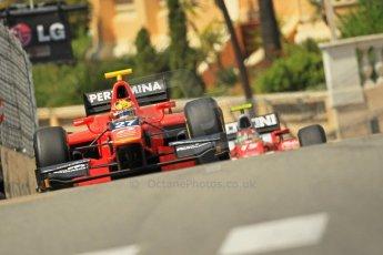 © Octane Photographic Ltd. 2012. F1 Monte Carlo - GP2 Practice 1. Thursday  24th May 2012. Rio Haryanto. Digital Ref : 0353cb1d0806