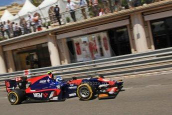 © Octane Photographic Ltd. 2012. F1 Monte Carlo - GP2 Practice 1. Thursday  24th May 2012. Jolyon Palmer - iSport International. Digital Ref : 0353cb7d7738