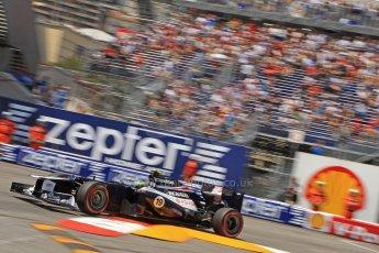 © Octane Photographic Ltd. 2012. F1 Monte Carlo - Qualifying - Session 2. Saturday 26th May 2012. Bruno Senna - Williams. Digital Ref : 0355cb7d8984